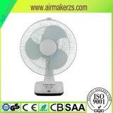 ventilateur à piles rechargeable de 16inch 12V