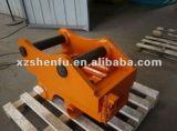 Manuel de haute qualité de l'attelage rapide pour raccord rapide mécanique de l'excavateur