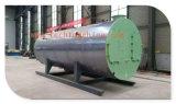 Gaz//duelle chaudière à vapeur emballée par essence diesel