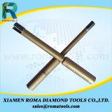 """6 """" bits de foret de faisceau de diamant pour la pierre, béton, en céramique - mouiller l'utilisation"""