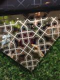 中国の製造者PVDの装飾的なステンレス鋼シートの中東市場