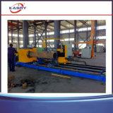 Máquina de estaca da câmara de ar do plasma do CNC/cortador tubulação de aço