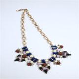 Браслет серьги ожерелья ювелирных изделий способа нового Jewellery способа смолаы деталя цветастого установленный