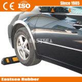 Estacionamiento de autos parachoques de goma tope de rueda de piso garaje