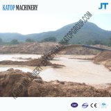 Kleiner Fluss-Sand-ausbaggernder Behälter, 6 Zoll-Sand-Absaugung-Behälter