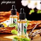 La meilleure vie de qualité en tant que liquide liquide de la cigarette électronique E de saveur de tabac de menthe de fleur d'été