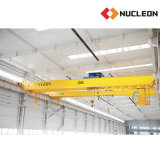 Nukleon 15 Tonnen-Doppelt-Träger-Laufkran-Preis konkurrierend