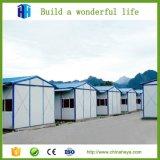 Дом лагеря стальной структуры низкой стоимости полуфабрикат Prefab подвижная