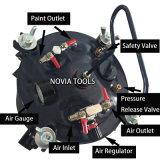 10L/Qt、2.65 Gal。 HVLPの空気/Pneumatic圧力品質のペンキ鍋かタンクPT10t