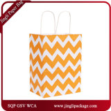 Thrifty Print Merch Bag Brown Kraft Enveloppe Sacs en papier