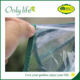 Onlylife 경제적인 3 층 방수 PVC 정원 갱도 온실