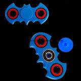 Normallack-Batman-Unruhe-Spinner-Handspinner-Finger-Spinner spielt EDC-Tri Digit-Luft erstklassige ABS Spinner