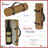 Boîte simple portative à vin de bouteille (5500)