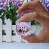 Красивые декоративные K9 хрустальное стекло шарик персонализированные семь цвет Crystal шаровой шарнир