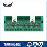 Bloco terminal da série Fj6/Hy2 para a caixa de medida monofásica