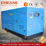 34kw silencieux Générateur Diesel avec 4 cylindres, Moteur Yuchai Water-Cooled,