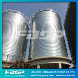 O silo de aço o mais apropriado para o silo da alimentação de galinha do armazenamento da grão