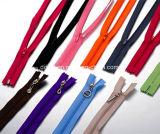 Aller Größen-Farben-Metallnylonplastikreißverschluß für Kleid-Zubehör
