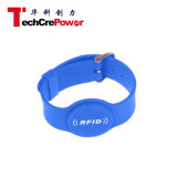 G016-L raffreddano il Wristband impermeabile del silicone della vigilanza 125kHz Em4100 per la ginnastica