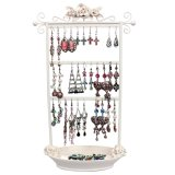 Classical Metal Multifuntional Jewelry Display Rack