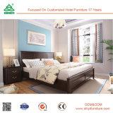 Rei moderno de madeira Base da mobília do quarto da alta qualidade