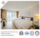 Kurze Hotel-Möbel mit dem modernen Bettwäsche-Raum eingestellt (YB-O-48)