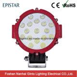 Luz campo a través redonda resistente del trabajo de IP68 51W 7inch LED (GT1015-51W)