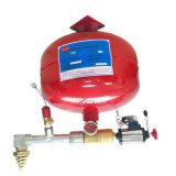 Systeem van de Brandbestrijding van de Authentificatie FM200/Hfc-227ea van de Levering van de fabriek het Elektromagnetische Hangende