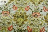 Festival-Muster und Entwurf und Farbe der Sand-Freigabe mit dem Chenille-Jacquardwebstuhl-Spinnen