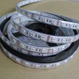12V RGB LEIDENE van SMD5050 IP65 Licht van de Kabel met 3m Band