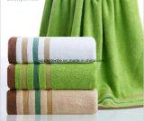 100%のタケのファイバーの浴室タオル