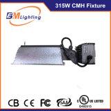Baixa Freqauency balastro electrónico Quadrado 315W CMH crescer Kit de Luz para culturas hidropónicas