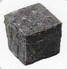 صوّان/بازلت/أردواز/حجر أزرق جلمود حجارة مكعّب حجارة لأنّ ممشى/درب/موقف راصف/يرصف
