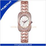 Meilleures ventes OEM de Bijoux en acier inoxydable suisse Mesdames Watch
