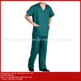Suprimentos médicos descartáveis Hospitalar Nonwoven sala cirúrgica Vestuário (H44)