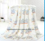 多重使用の赤ん坊の覆いの看護婦毛布