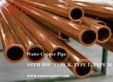 La Chine disque tempérer pipe à eau en cuivre