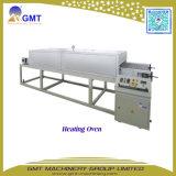 Tarjeta de mármol de imitación rígida del PVC/cadena de producción plástica de la hoja