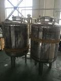 3 camadas que refrigeram e que aquecem o tanque (MQ)