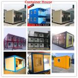 [ستيل فرم] [بورتبل] دار تضمينيّ يصنع منزل مع [سندويش بنل] وفولاذ قطاع جانبيّ
