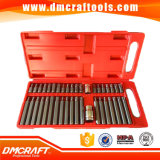 40 pcs tournevis Bits Socket set de réparation de voiture Jeu d'outils à main
