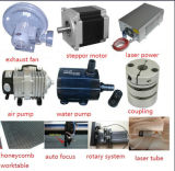 De Scherpe Machine van de Laser van de Sticker van de Druk van de Nadruk van de Camera CCD op Verkoop