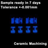 CNCの機械化を用いる陶磁器のリングを機械で造るシンセンの精密