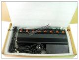 WiFi Jammer Escudo de la señal de teléfono móvil GSM CDMA DCS PC 3G WiFi GPS-L1 Bloqueador señal Jammer, Bloqueo de señal GSM/CDMA celular y GPSL1 Sistema Tracker