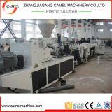 Ligne en plastique d'extrusion de production de pipe de PVC d'UPVC CPVC