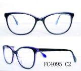 4人のカラー流行のアセテートの女性の接眼レンズの光学フレーム