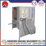 70-80kg/H Shortfiber 견면 벨벳은 충전물 기계를
