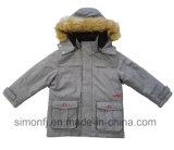 Зимняя куртка катионов из полиэфирного волокна детей