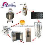 円形自動パン屋装置のパン機械こね粉のディバイダ