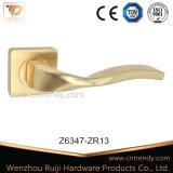 Chromium plate Polished Straight Type Zinc Alloy Door Handle (Z6340-ZR09)